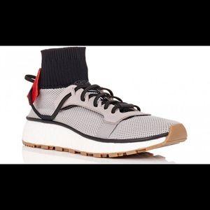 Adidas x Alexander Wang AW Run in Light Grey